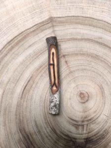 Hawthorn-Celtic Tree, Calendar, Ogham