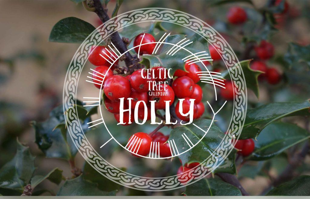 Holly Celtic Tree Calendar