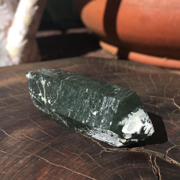Chlorite-in-Quartz, Nature Spirits