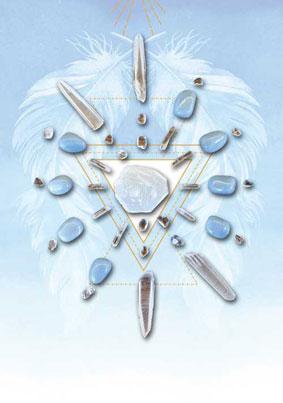 Angelite Selenite